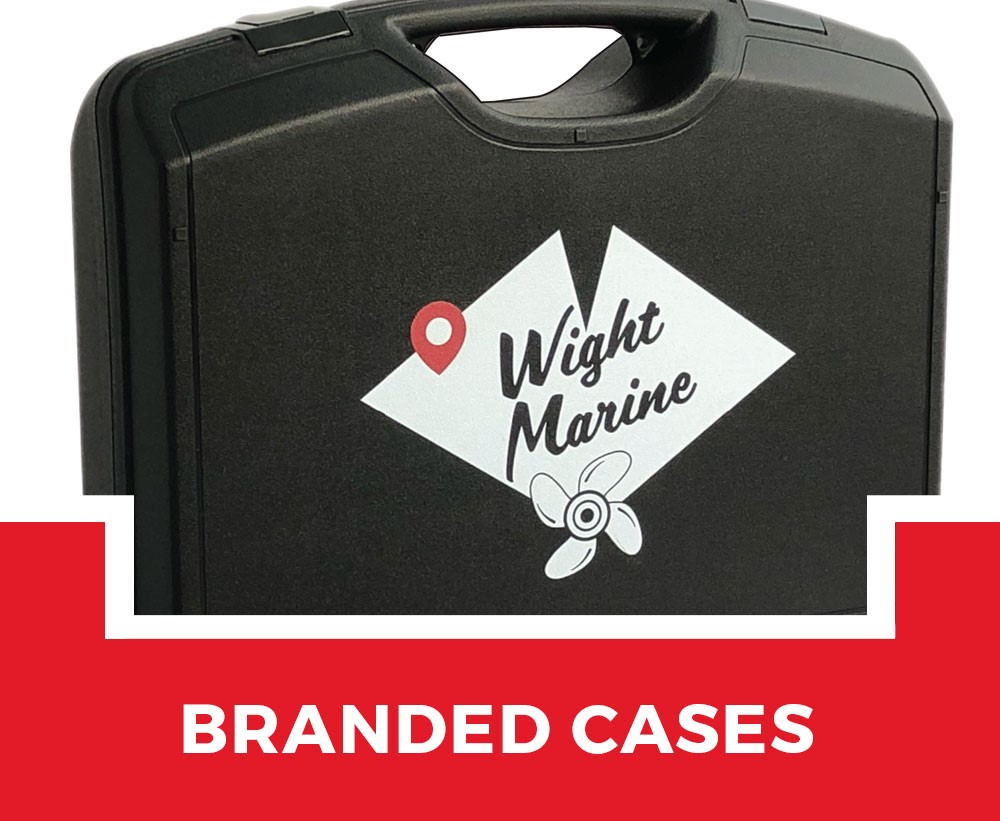 Company Branded Cases & Bags from Topper Cases Cambridgeshire